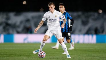 «Реал» вырвал победу у «Интера»