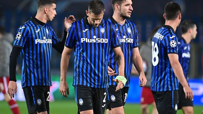 Atalanta Liverpul 0 5 Liga Chempionov Aleksej Miranchuk Ne Vyshel Na Zamenu Obzor Matcha 3 Noyabrya 2020 Futbol Liga Chempionov Sport Ekspress