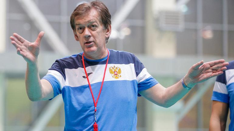 Велимир Петкович. Фото Василий Пономарев, ФГР