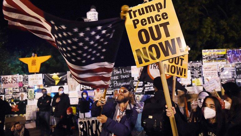 УДональда Трампа— конфликт исозвездами спорта, исрядовыми избирателями. Фото AFP