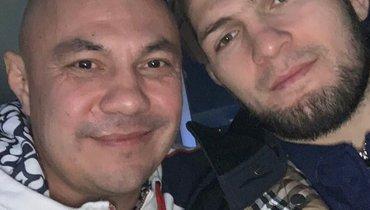 Константин Цзю: «Какбы яни уважал Хабиба, нозачто ему звание Героя России?»