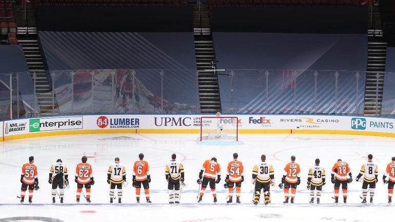 НХЛ неможет определиться сдатой старта нового сезона. Фото USA Today Sports