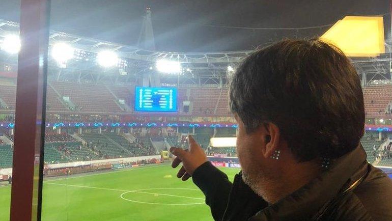 Вадим Евсеев. Фото Instagram