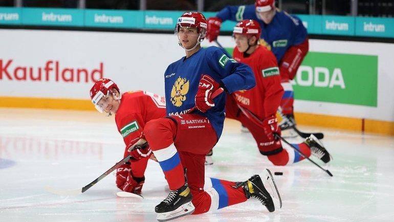 Россия — Финляндия: все голы матча «Кубка Карьяла». Хоккей - Европа Спорт-Экспресс