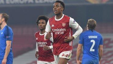 «Арсенал» одержал третью победу втрех матчах Лиги Европы
