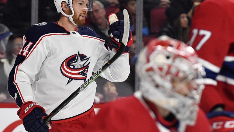 Владислав Гавриков. Фото USA Today Sports