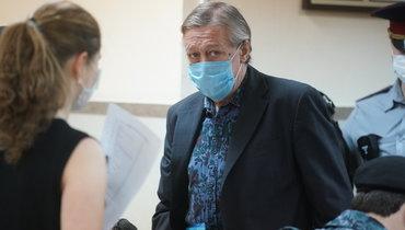 Михаил Ефремов отправлен поместу отбывания наказания изСИЗО