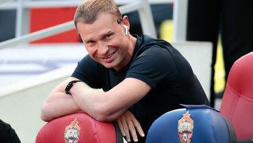 Алексей Березуцкий рассказал, чего пока нехватает молодым игрокам ЦСКА