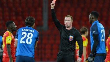 «Арсенал» впервом матче под руководством Парфенова вбольшинстве упустил победу над «Ротором»