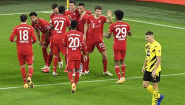 Холанн был хорош, нокороль по-прежнему Левандовски. «Бавария» выиграла вДортмунде