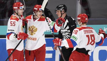 8ноября. Хельсинки. Чехия— Россия— 0:3. Россияне выиграли все три матча турнира.