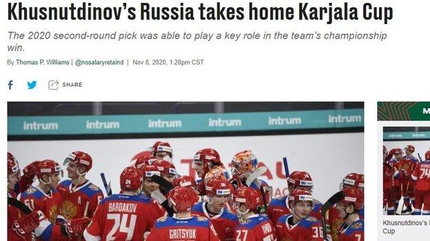 «Русских критиковали. Аихвыбор оправдал себя навсе сто процентов». Зарубежные СМИ ввосторге отигры сборной России