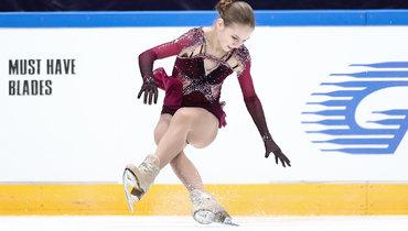 Трусова выиграла этап Кубка России вКазани. Косторная— вторая