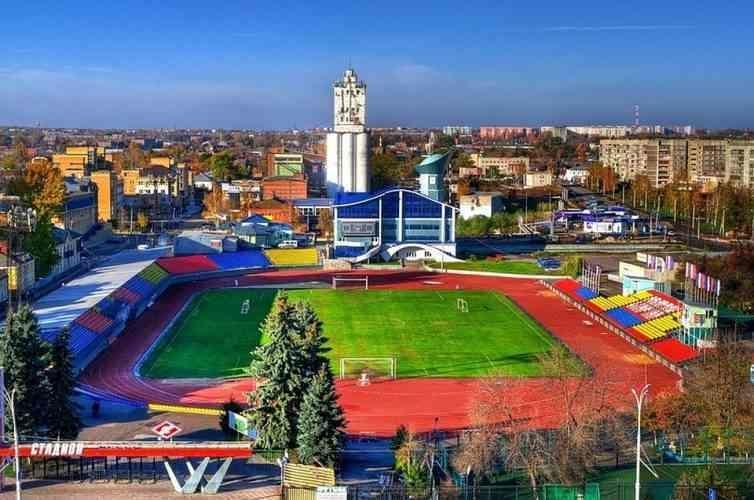 Стадион «Тамбова». Фото Twitter
