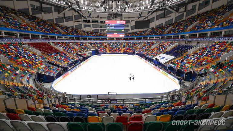 «Гран-При» вМоскве пройдет 20— 22ноября. Фото Дарья Исаева, «СЭ» / Canon EOS-1D X Mark II
