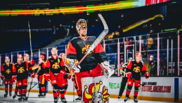 Больше 10 хоккеистов «Йокерита» помещены всписок травмированных. Фото ХК «Йокерит»