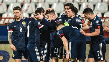 Шотландия попенальти обыграла Сербию ипробилась наЕвро-2020
