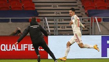 «Реал» хочет подписать Собослои, гол которого вывел Венгрию наЕвро-2020