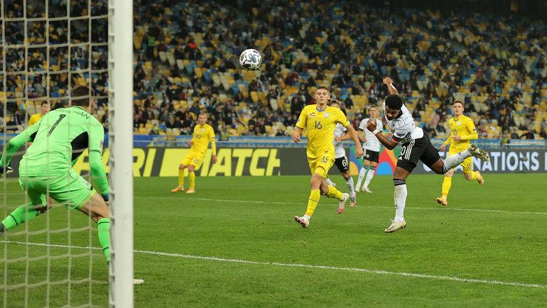 Германия сыграет против Украины вЛиге наций. Фото twitter.com/DFB_Team_EN