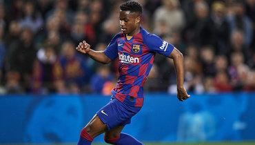 «Барселона» начала переговоры сФати оновом контракте