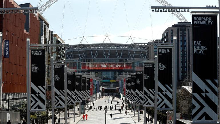 Англия хочет провести чемпионат Европы-2020 водной стране. Фото Reuters