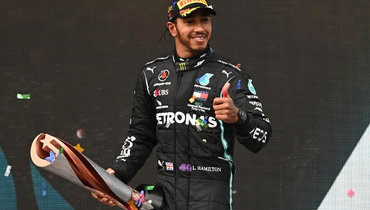 Льюис Хэмилтон— 7-кратный чемпион «Формулы-1».