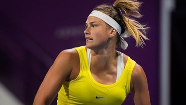 Соболенко обогнала Серену Уильямс ивошла впервую десятку рейтинга WTA