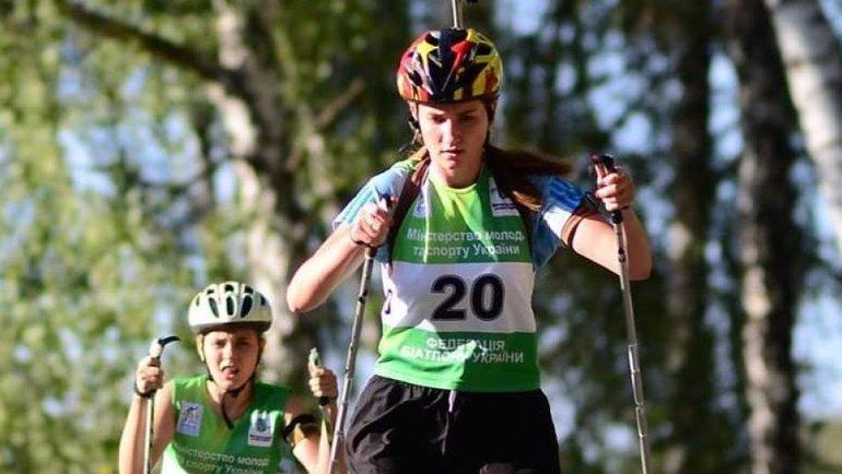 Алина Мирошниченко. Фото Facebook.