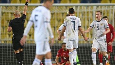 Николаев: «Мало кто заметил, что первый гол Турции засчитан неправильно. Пенальти наКузяеве небыло»