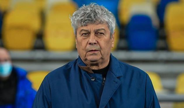 """Мирча Луческу. Фото ФК """"Динамо"""" Киев"""