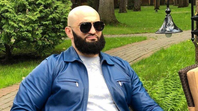 Адам Яндиев. Фото Instagram