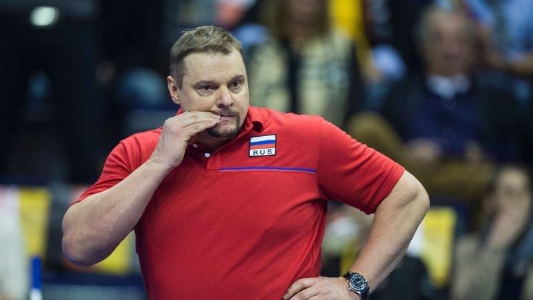 Владимир Алекно. Фото Reuters