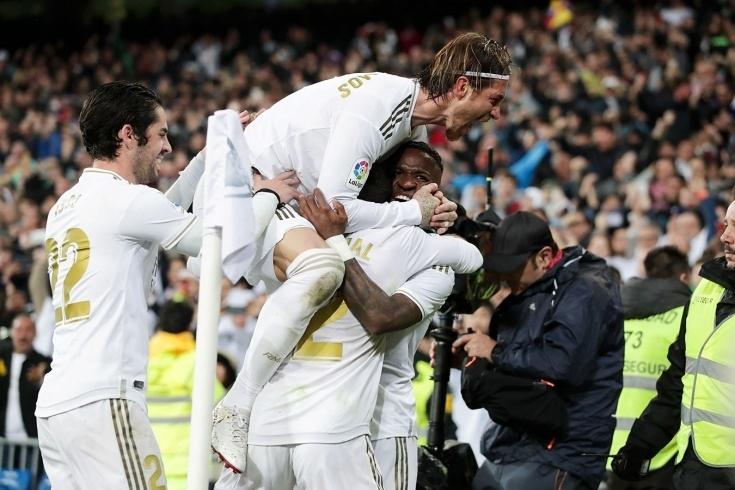 Игроки «Реала». Фото Twitter