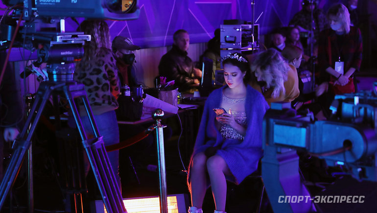 Алина Загитова. Фото Александр Федоров, «СЭ» / Canon EOS-1D X Mark II