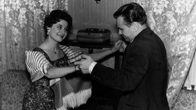 Валерия и Константин Бесковы. Фото Фото из архива семьи Константина Бескова