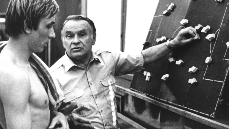 Константин Бесков. Фото Федор Алексеев