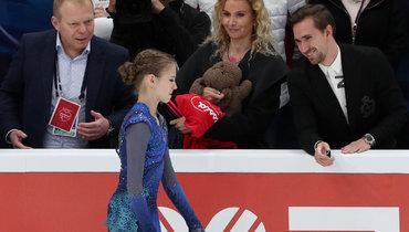 Убедительная победа Загитовой, грустный триумф Медведевой, прощальный прокат Липницкой