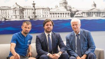 «Рома» интересуется спортивным директором «Зенита» Рибалтой