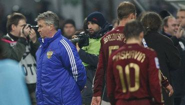 Слово «Марибор» стало нарицательным. Сборная России провела самый бездарный матч вистории