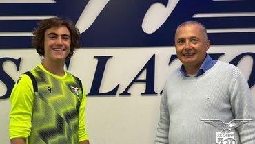 Сын Фабио Каннаваро стал игроком «Лацио»