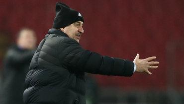 18ноября. Белград. Сербия— Россия— 5:0. Станислав Черчесов.