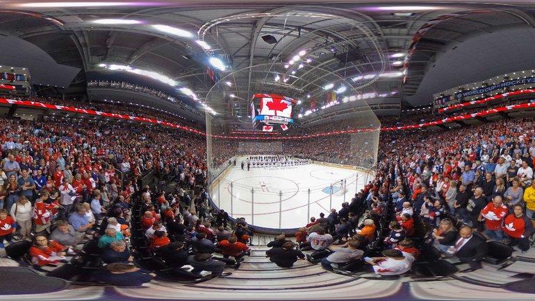 Чемпионат мира пройдет вКанаде? Фото AFP