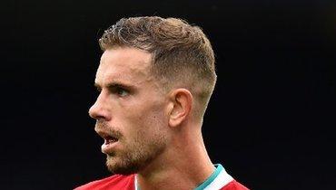Хендерсон пропустит матч «Ливерпуля» с «Лестером» из-за травмы