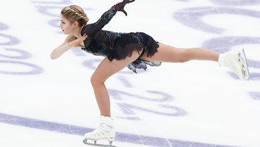Косторная выиграла короткую программу «Гран-при России»