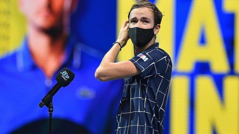 Даниил Медведев. Фото Instagram
