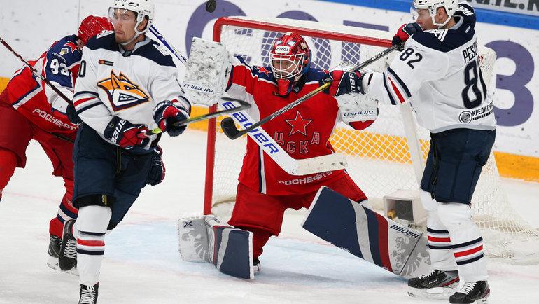 «Магнитка» подписала лучшего центра чемпионата Финляндии, нобыстро разочаровалась иотправила домой