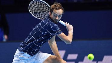 21ноября. Лондон. Медведев обыграл Надаля ивышел вфинал Итогового турнира ATP.