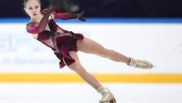 «Трусова проиграла лишь один старт. Несчитаю, что произошло что-то глобальное». Траньков— овыступлении фигуристки на «Гран-при России»