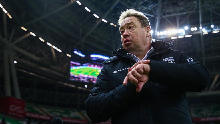 Леонид Слуцкий. Фото ФК «Рубин»0
