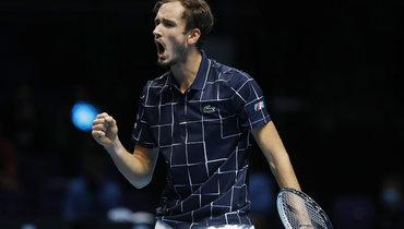 Медведев выиграл Итоговый турнир ATP